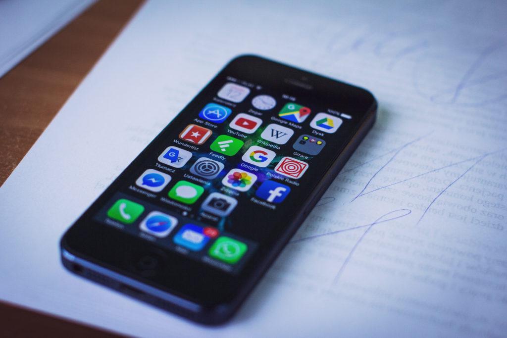 Begriffe aus dem digitalen Alltag App