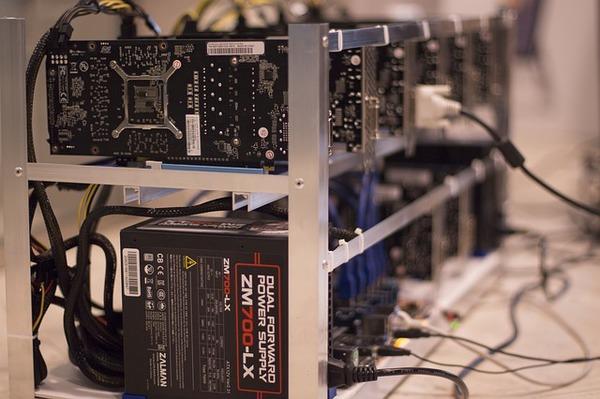 Blockchain bekannt durch die Kryptowährungen