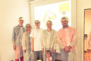 Huttwiler glutenfree Bloggertruppe