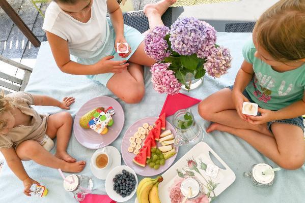 Snacken im Sommer - Danonino