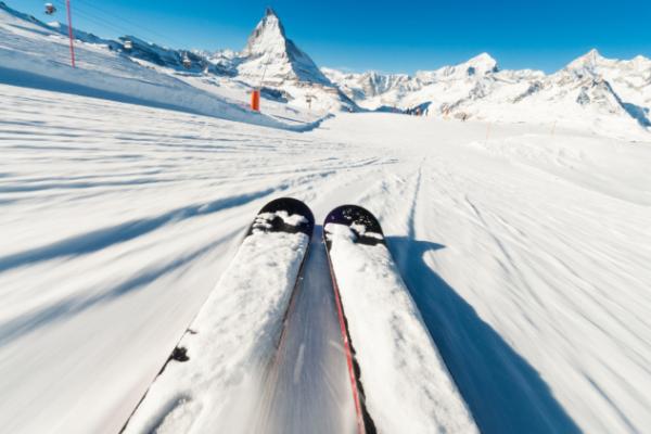 Skifahren Kids4free