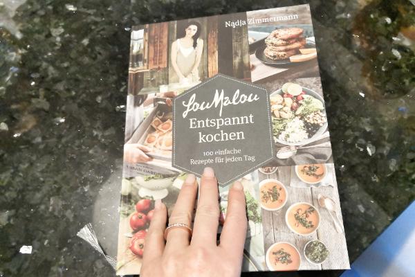 Kochbuch von Nadja Zimmermann - Entspannt Kochen