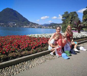 Tessin mit der Familie nach Lugano