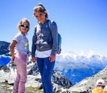 Nendaz im Summer - Mont Fort - Juli 2020