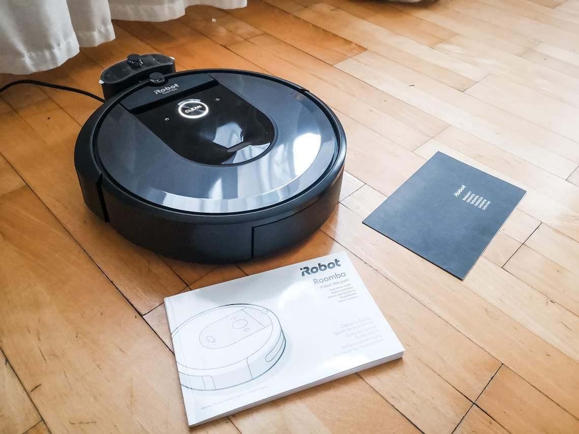Vorteile Roomba 976