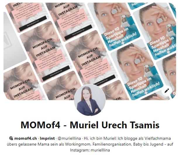 Pinterest MOMof4